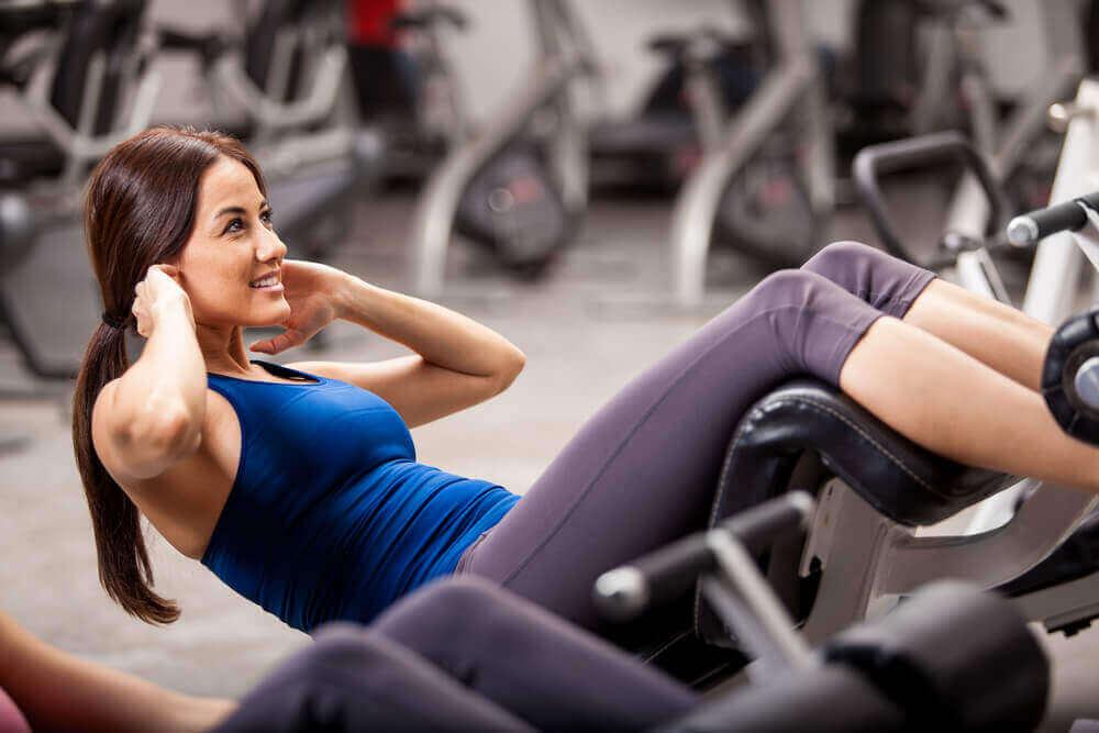ефективні вправи для тих, кому за 40