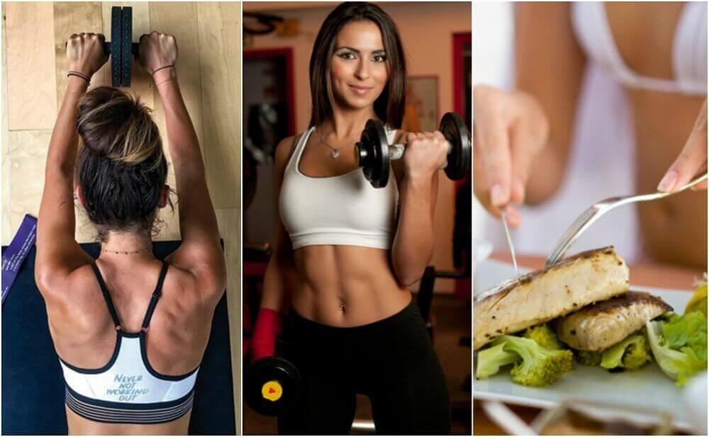 Як сформувати м'язову масу та спалити жир