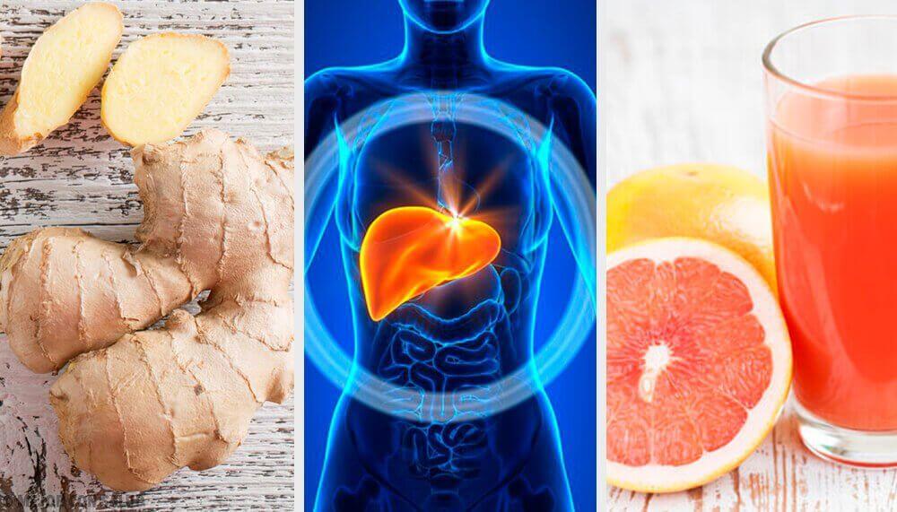 Особливості харчування пацієнтів із жирною печінкою