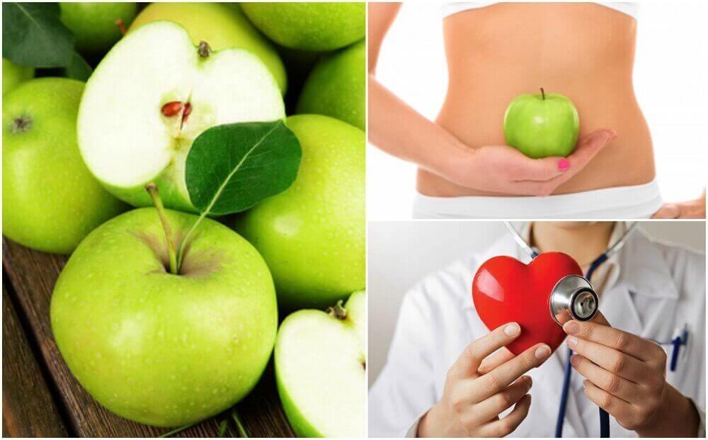 7 причин їсти зелені яблука натщесерце
