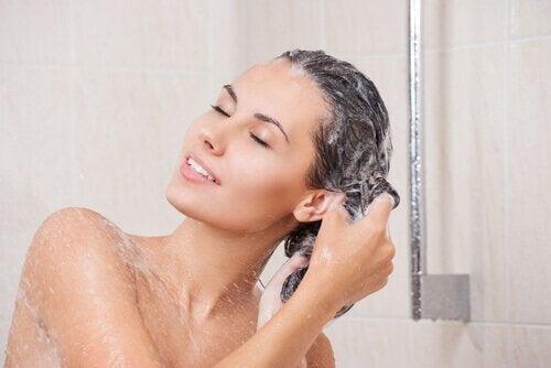 домашні шампуні для нормального волосся