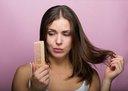 домашні шампуні для жирного волосся