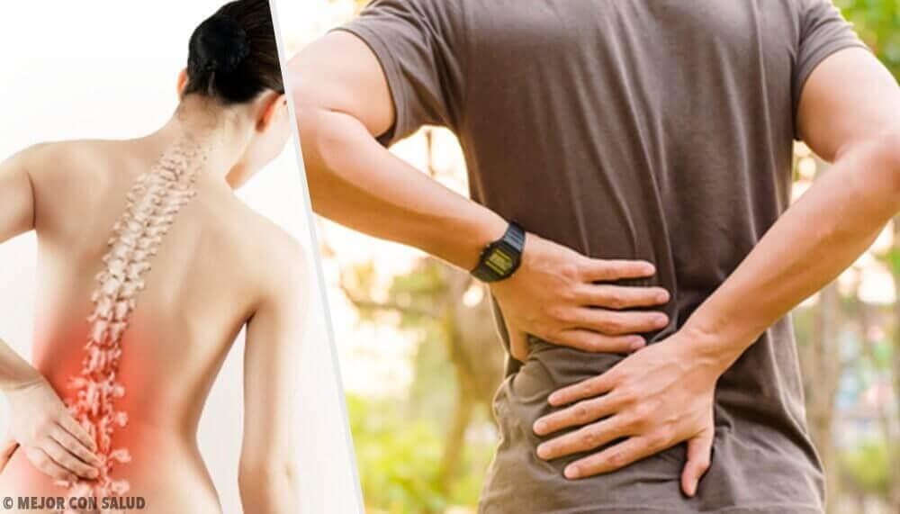 Причини болю в спині: 6 проблем зі здоров'ям