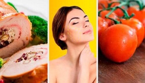 4 продукти, які сприяють виробництву колагену