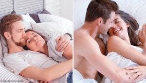 Звички перед сном для щасливих пар