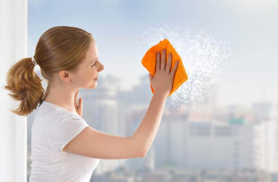 6 порад, щоб мати чисті вікна