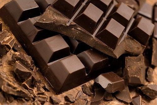 шматок шоколаду