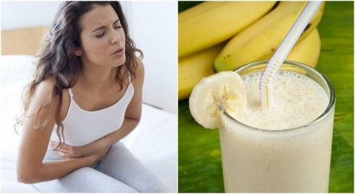 Картопляно-банановий смузі від виразок шлунку