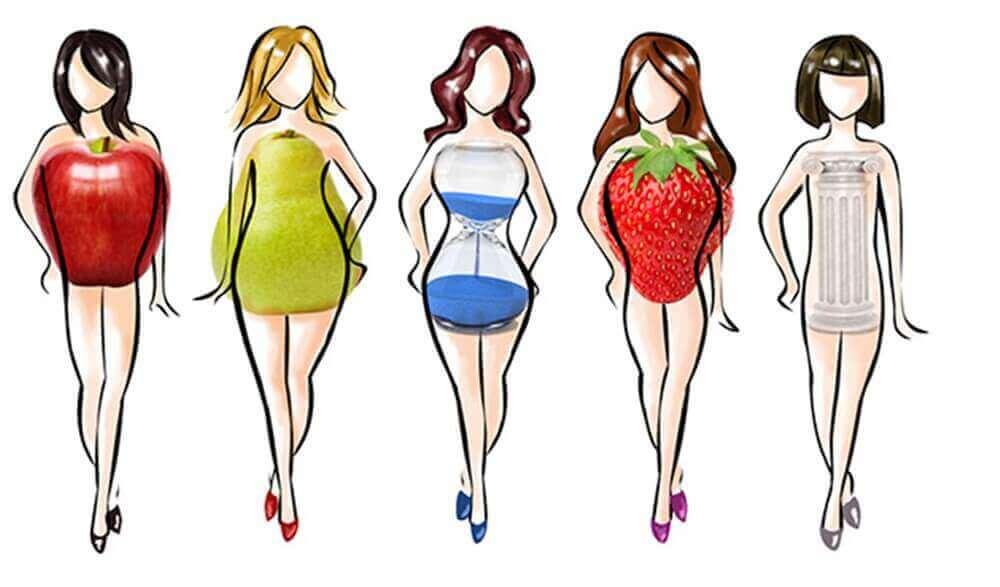 Дізнайтеся, як пов'язані тип тіла та дієта
