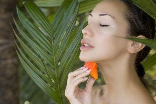 користь насіння папаї