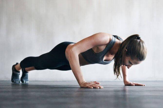 прості вправи для гарного тіла
