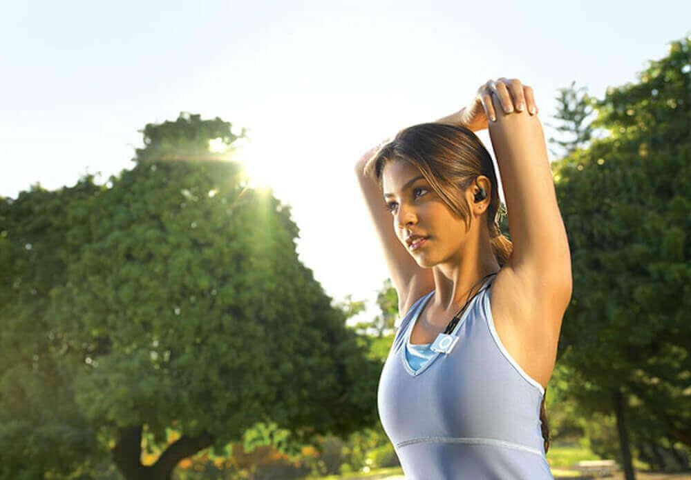 як запобігти раку молочних залоз за допомогою спорту