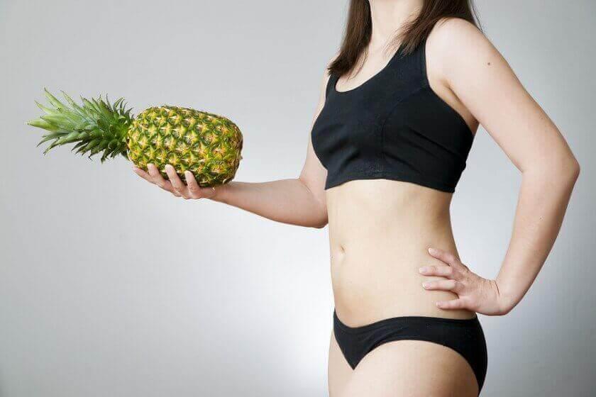користь ананасової води для здоров'я