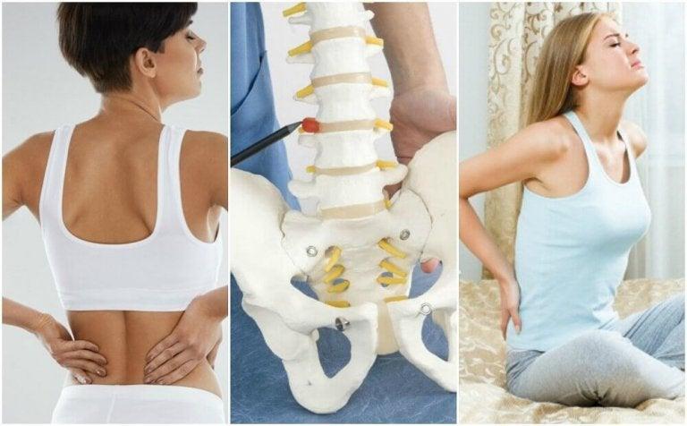 8 медичних причин болю у спині