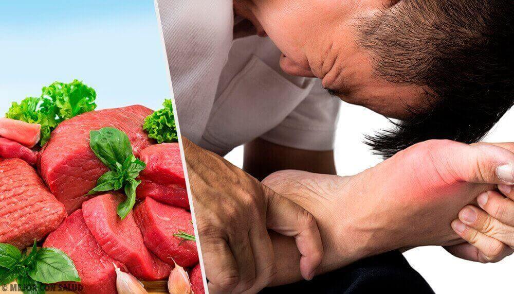 7 продуктів, які підвищують рівень сечової кислоти