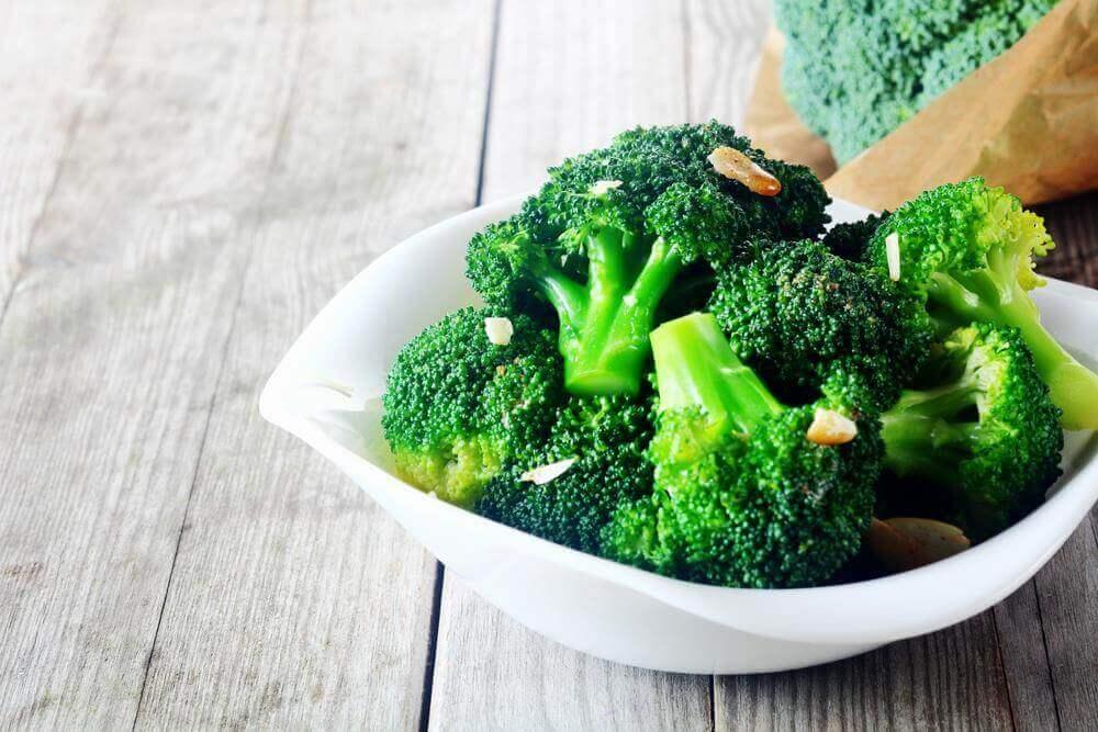 способи приготування броколі