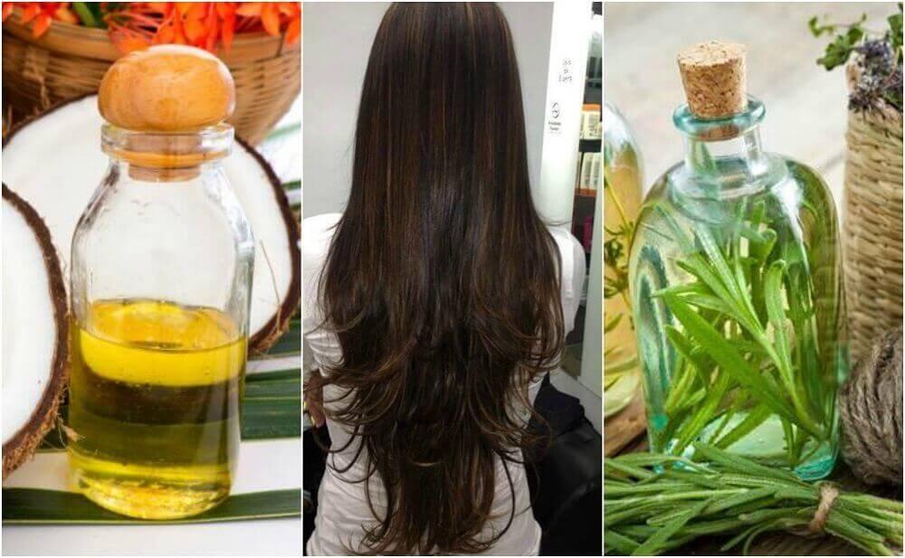 Як стимулювати ріст волосся домашніми засобами