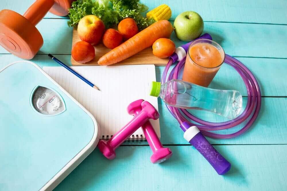 Дві дієти для пришвидшення метаболізму та схуднення