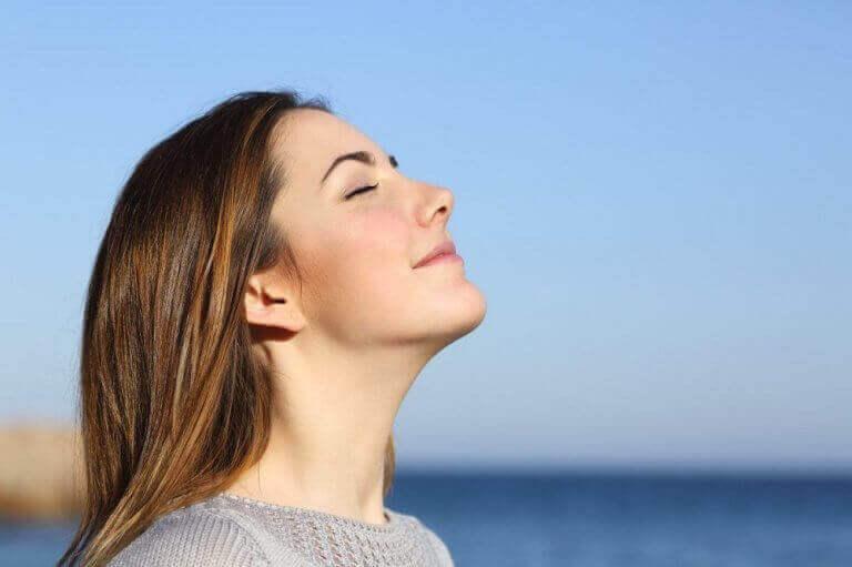 дихання щоб схуднути поступово