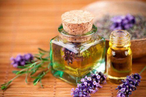 ефірна олія допоможе покращити запах