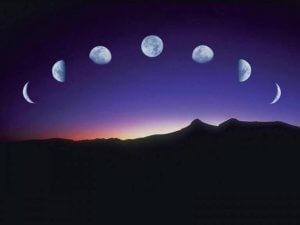 Як впливають фази місяця на самопочуття людини?