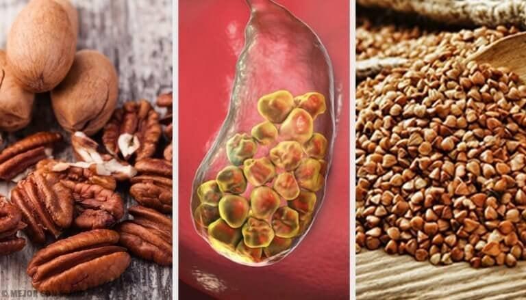 6 продуктів від каменів у жовчному міхурі