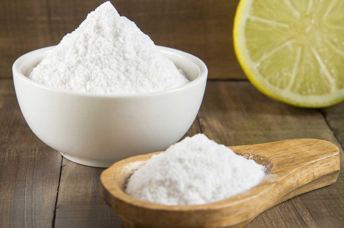 лимон і харчова сода для схуднення