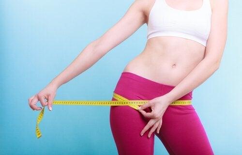 які пов'язані тип тіла та дієта