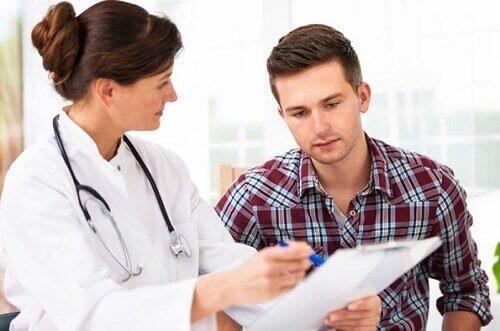 допомога лікаря для лікування дивертикуліту