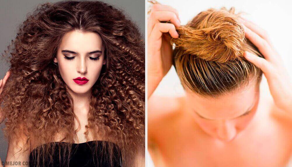 Дивовижні зачіски для кучерявого волосся
