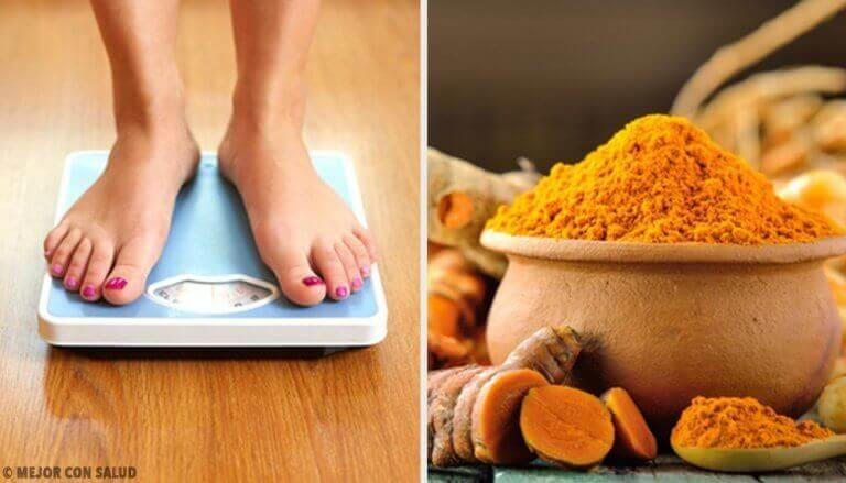Смачний засіб з куркумою для схуднення