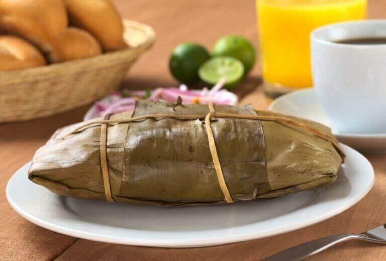 тамале як страва латиноамериканської кухні