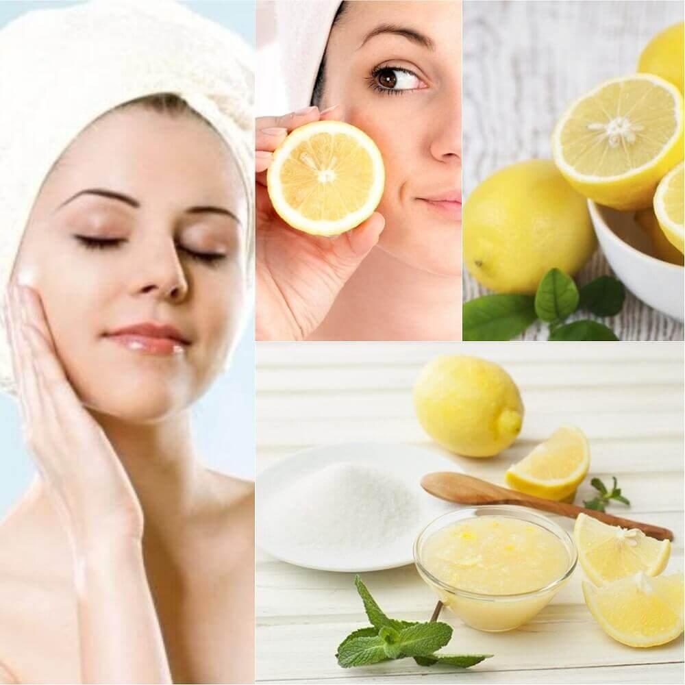 6 способів використання лимонів з косметичною метою
