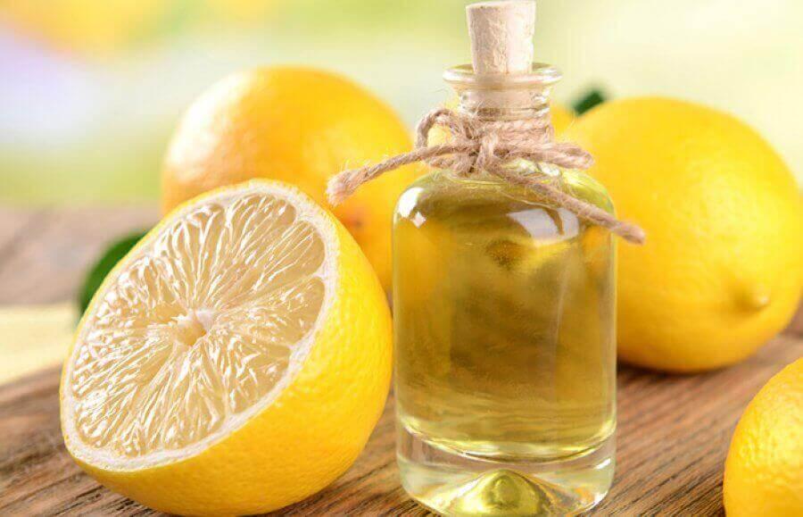використання лимонів від шрамів