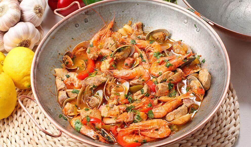 страва з молюсків