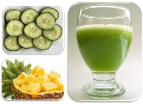 корисні фруктові смузі