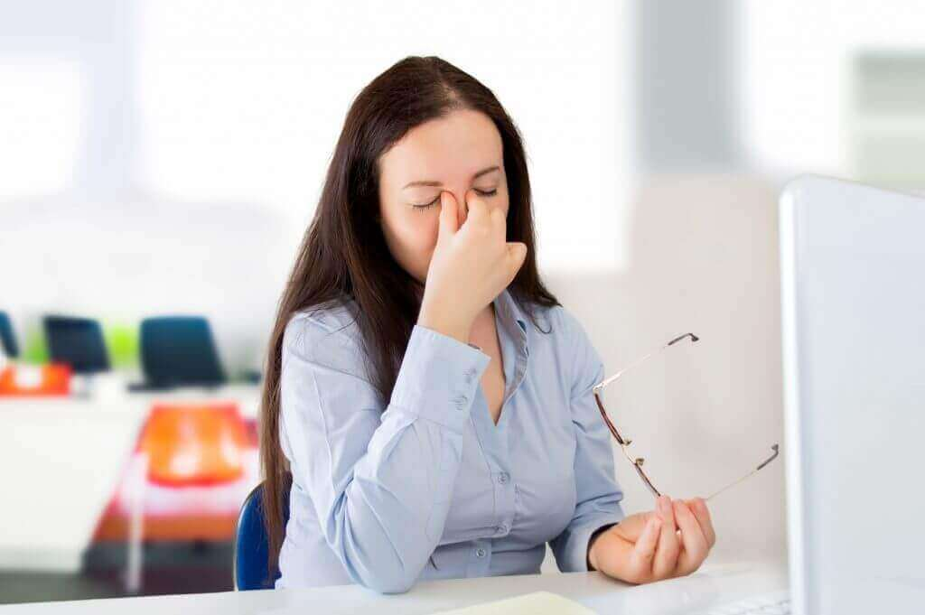 погіршення зору свідчить про діабет