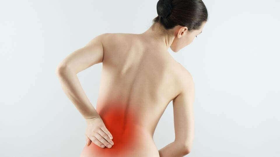 причини болю у спині та попереку
