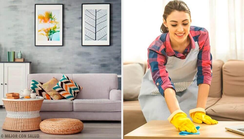 5 порад для підтримання чистоти в будинку