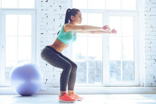 прості вправи для тіла