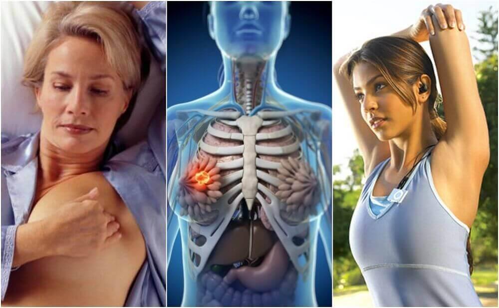 6 способів запобігти раку молочної залози