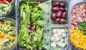 Смачні та корисні салати на кожен день