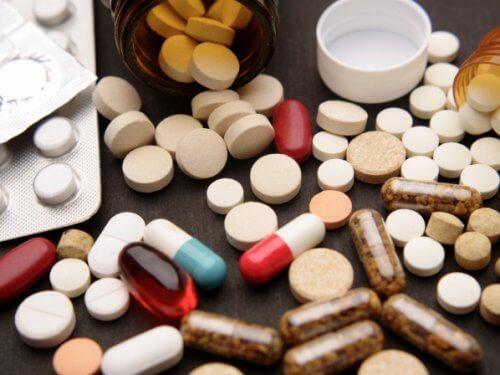 ліки викликають дефіцит вітаміну D