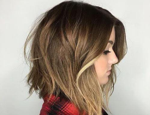 нова стрижка, щоб мати густіше волосся