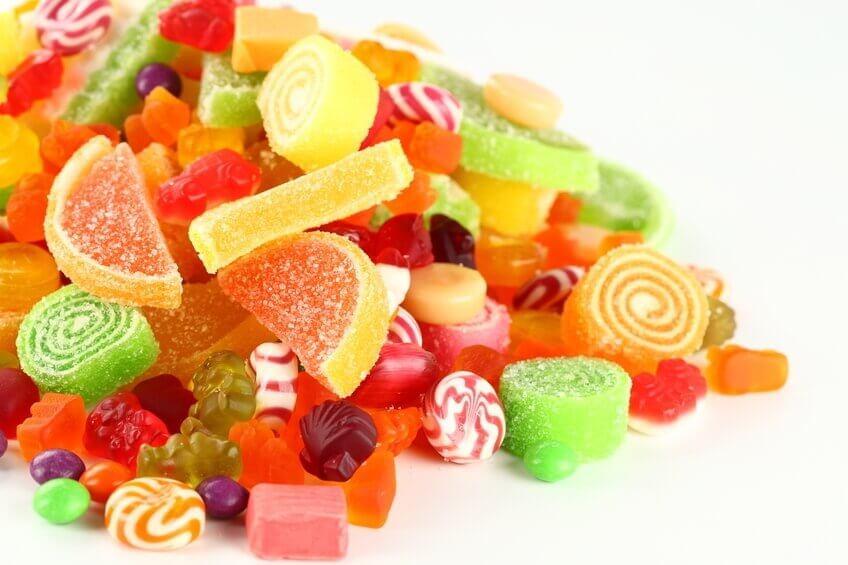 цукерки не можна їсти на ніч