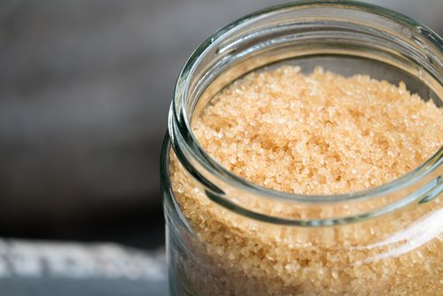 натуральні домашні скраби з цукром