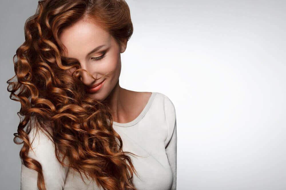 вітамін С для росту волосся