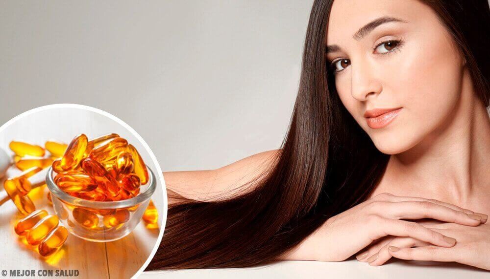 6 основних вітамінів для росту волосся
