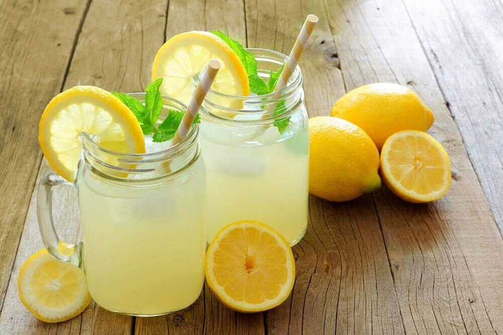 проносні засоби з лимоном