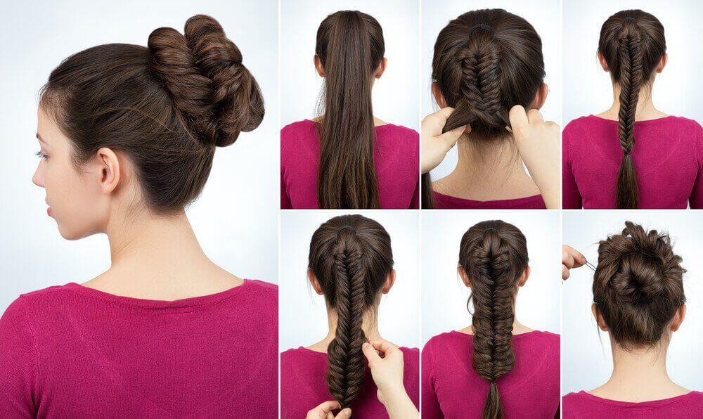інструкція плетіння коси